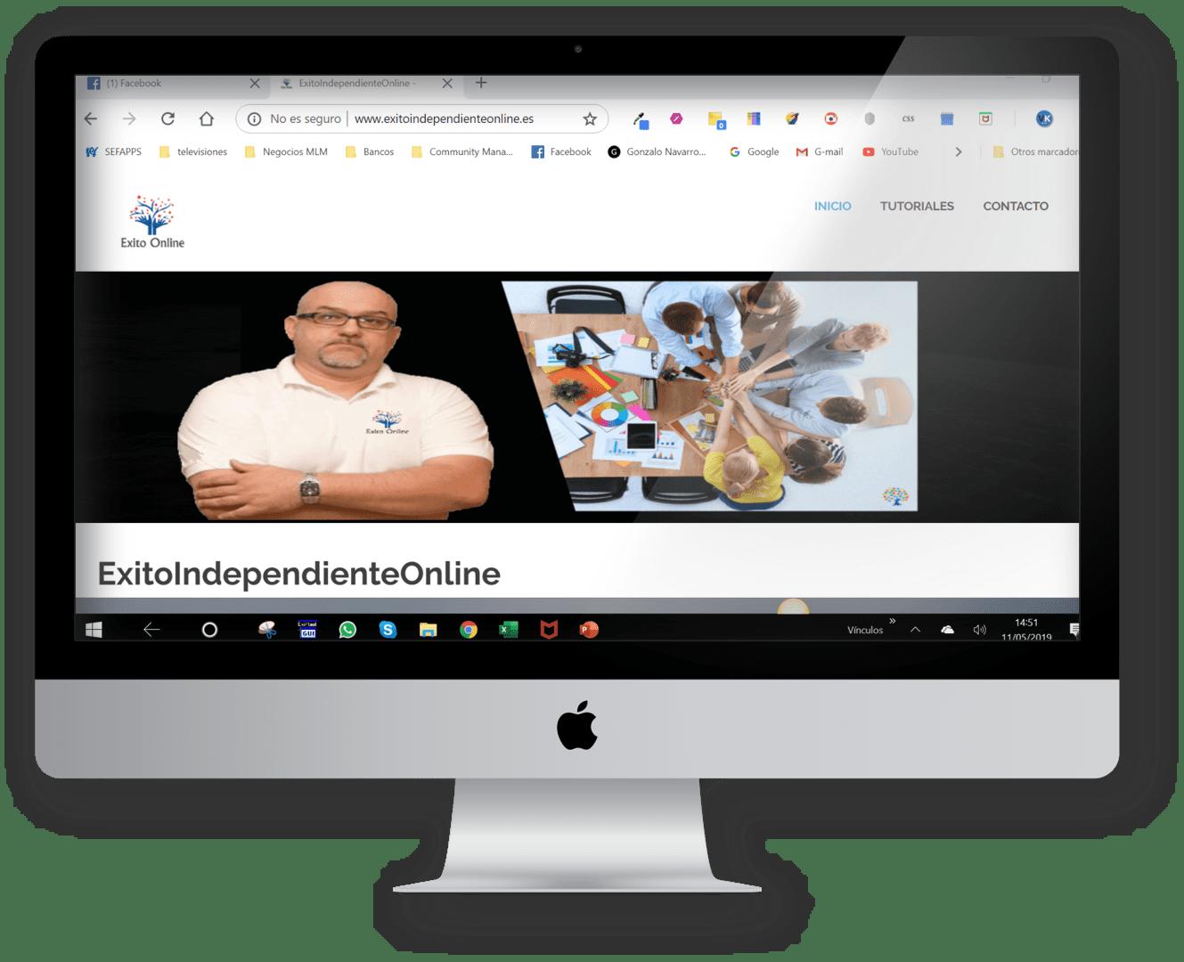 web exitoindependienteonline.es