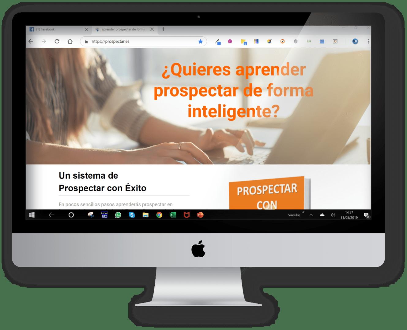 web prospectar.es